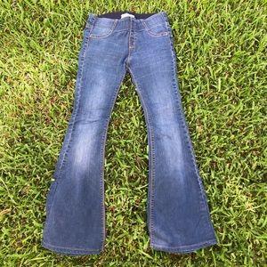Free People Flare jeans - petite